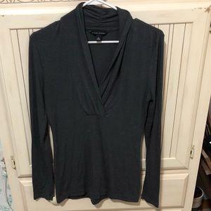 Long Sleeve Banana Republic Shirt - Size Medium